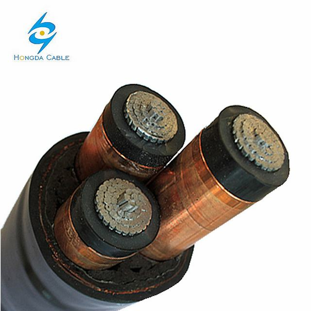 Medium Voltage Aluminium Conductor XLPE Power Cable