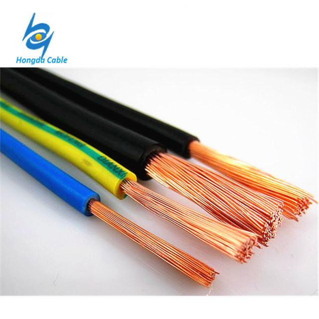 Mkem-Hf Halogen Free Cable LSZH H07z1-K Wire Flexible