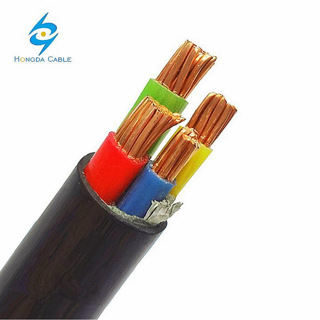 N2xy 4 Core PVC XLPE Flame Retardant Power Cable 4X70mm2