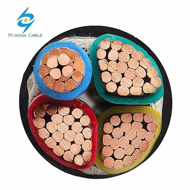 N2xy Copper Power Cable XLPE Insulated PVC Jacket Copper Cable