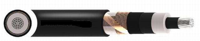 Na2xs2y Aluminium Conductor XLPE PE - 18/30 (36) Kv Cable