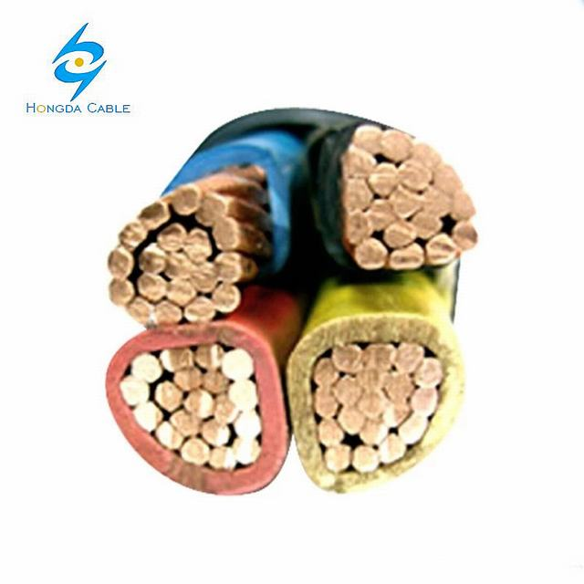 Nyy Copper Power Cable Nyy-J Nyy-O Copper Cable