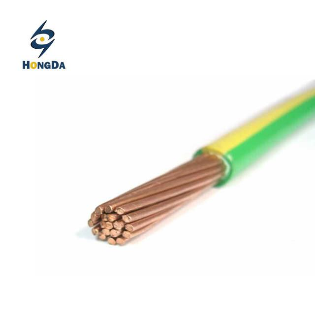 Overhead Application and Stranded Conductor Type 2.5mm Electric Wire