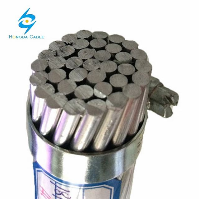 Overhead Bare Electric Cable ACSR Steel Reinforced Aluminum AAC AAAC Conductor