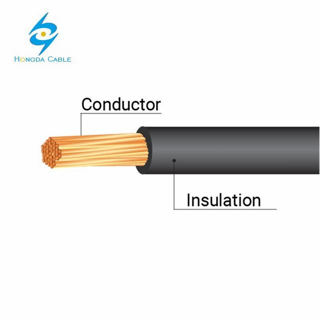 PVC Insulated Single Core Bulk Power Cord Wire Vsf, Hvsf Flexible Cable