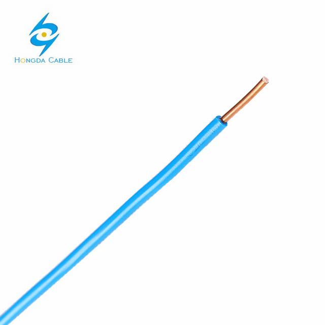 PVC Insulated Unsheathed Cables Uganda Electric Wire and Cable