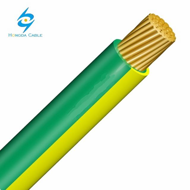 PVC Insulation Material and Copper Conductor Material Thhn Wire