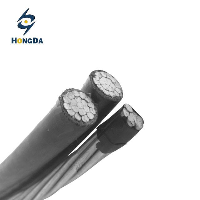 Riplex Neutral Core ABC Cable for Overhead Construction From China Factory