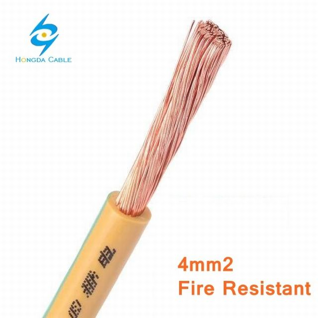 Rkub Soft Copper Underground Flexible Cable 120mm2 with PVC Insulated