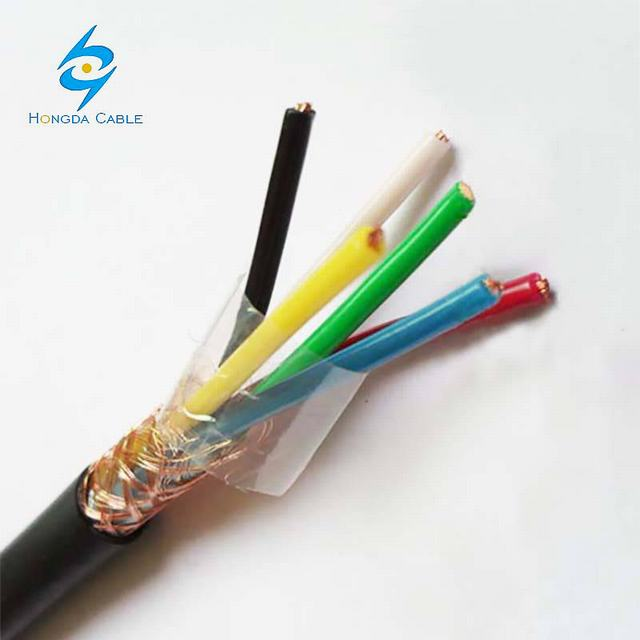 Screen Control Cable 6*1.5 6*2.5mm2 Electrical Cable