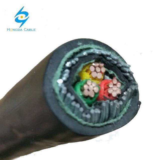 Steel Wire Armored Cable Swa Copper Power Cable
