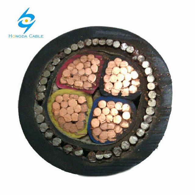 Swa Armored Cable Steel Wire Armored Copper Cable