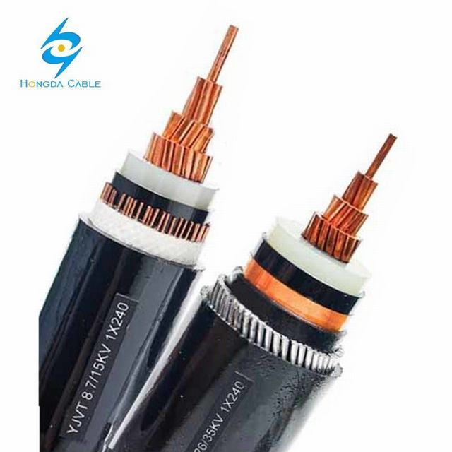 XLPE Insulated Aluminium Wire Armoured PVC Sheathed Cable 0.6/1kv IEC60502