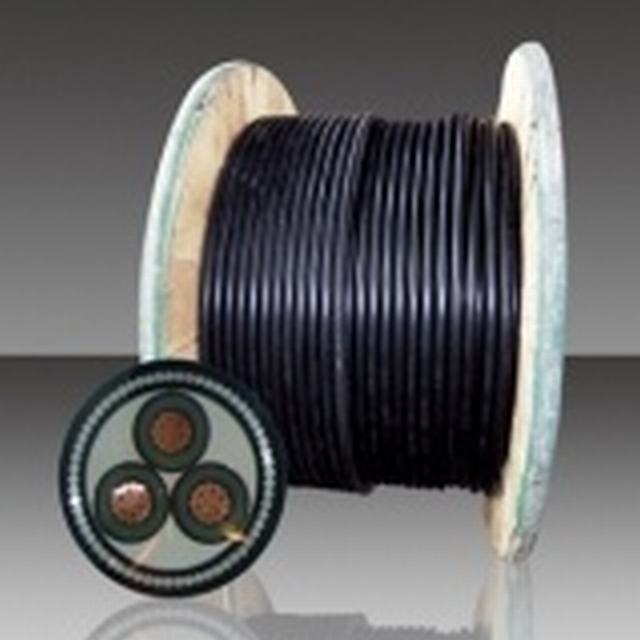 0.6/1kv 3 Core XLPE Insulated Steel-Wire Armoured Electrical Wire Cable