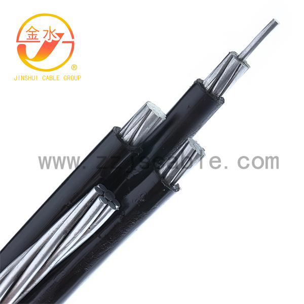 0.6/1kv Aerial Bundle Cable XLPE Insulated Cable ABC Cable