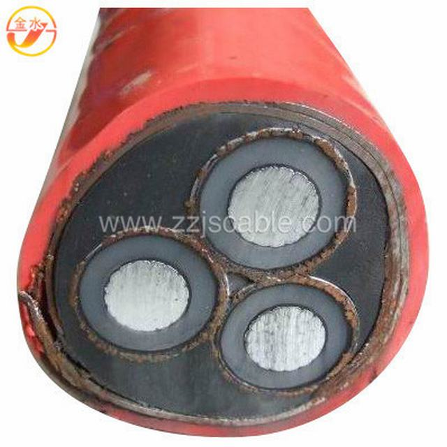 0.6/1kv Aluminum Core Power Cable/XLPE Insulation PVC Jacket Amoured Power Cable