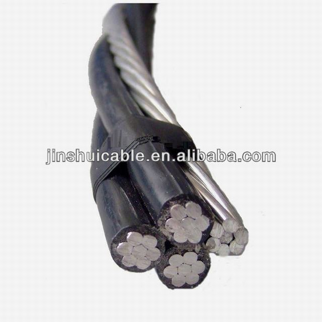 0.6/1kv Aluminum Preassembled Cable Sale