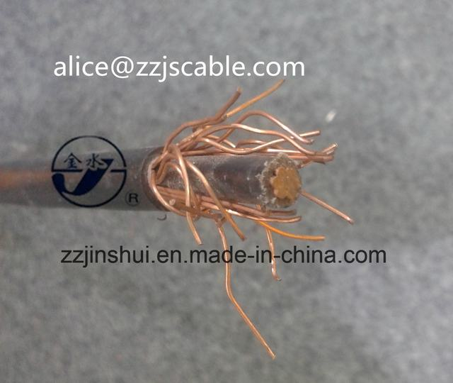 0.6/1kv Concentric Cable 1*6AWG+6AWG XLPE Aluminum