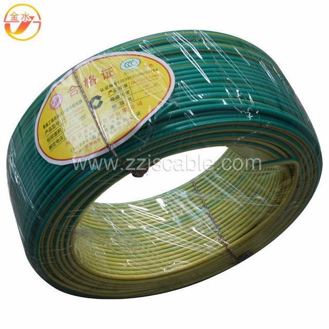 18AWG 16AWG 14AWG 12AWG 10AWG 8AWG Copper Wire PVC Insulated Nylon Jacket Electric Building Cable