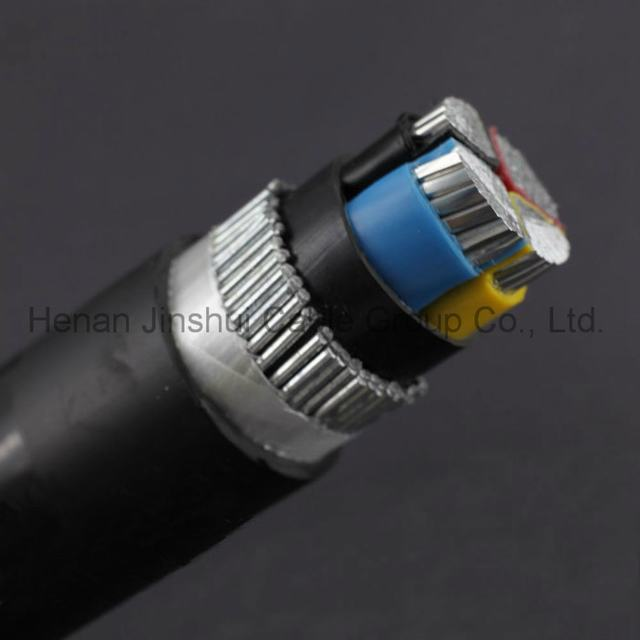 1kv 4 Core XLPE Insulated Steel Wire Armoured Cable 70mm2
