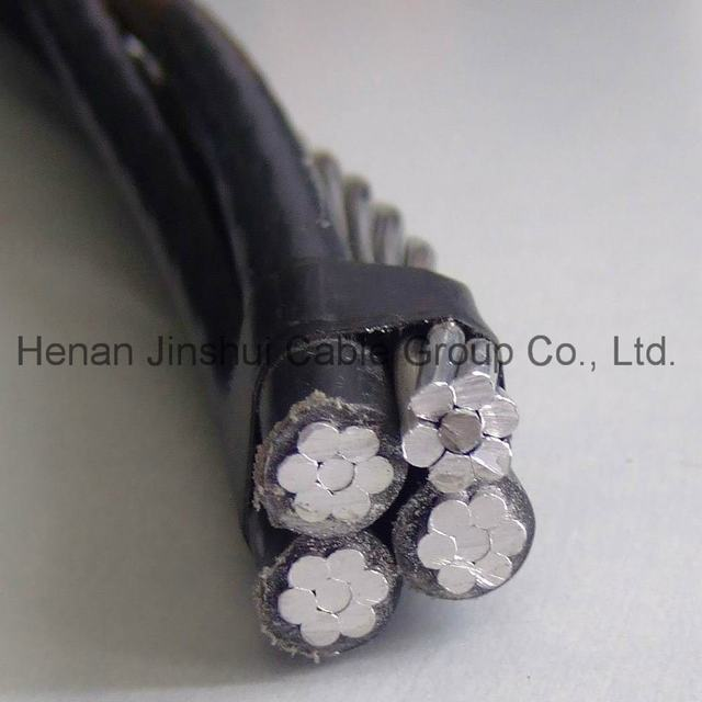 1kv Power Line XLPE Insulated Overhead ABC Cable