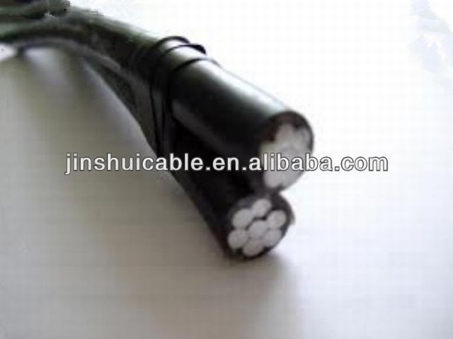 25mm2 PE Insulated ABC Cable (25mm2+25 mm2)
