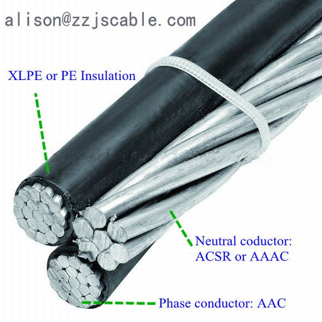 3 Core DC Power Cable with Good Quality