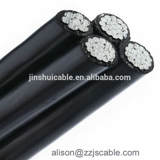 4 Core 95mm Power Cable Made in Jinshui