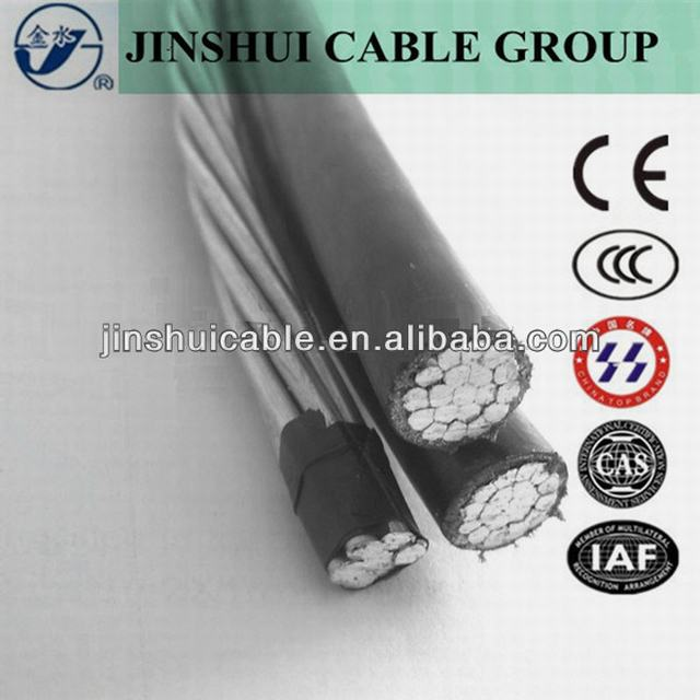 600/1000V Low Voltage Twisted Aluminum Cable