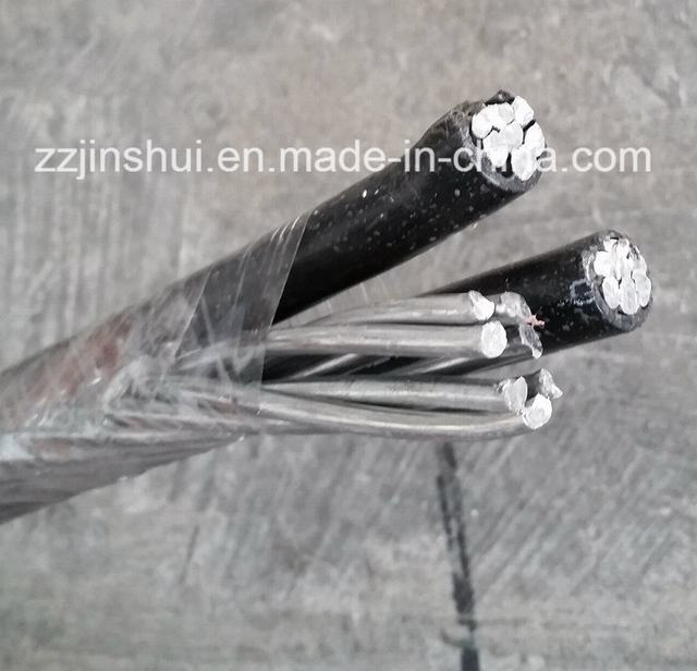 Aluminum Cable Triplex 3/0AWG Cherrystone
