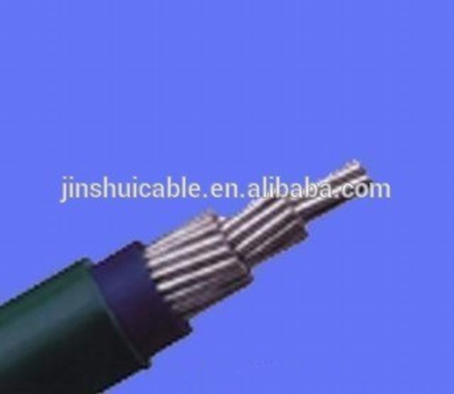 Aluminum Conductor Material and PVC Insulation Material ABC Cable