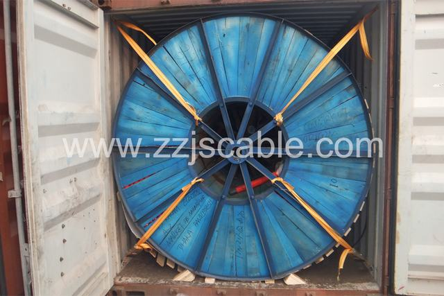 Bare Conductor Aluminium Cables Electrical Cable