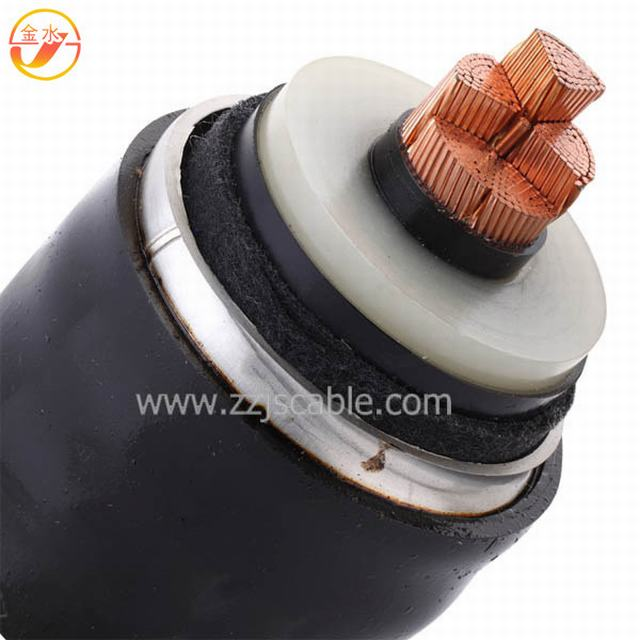 Cable 35mm2 Sigle Core XLPE Insulation Power Cable
