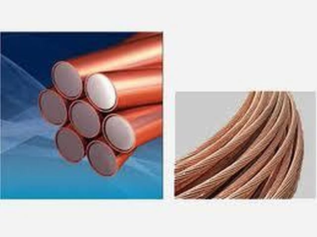 Copper Clad Steel Wire Strand