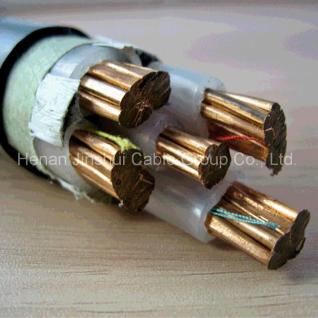 Copper Conductor PE Sheath Lsoh Cable Low Voltage
