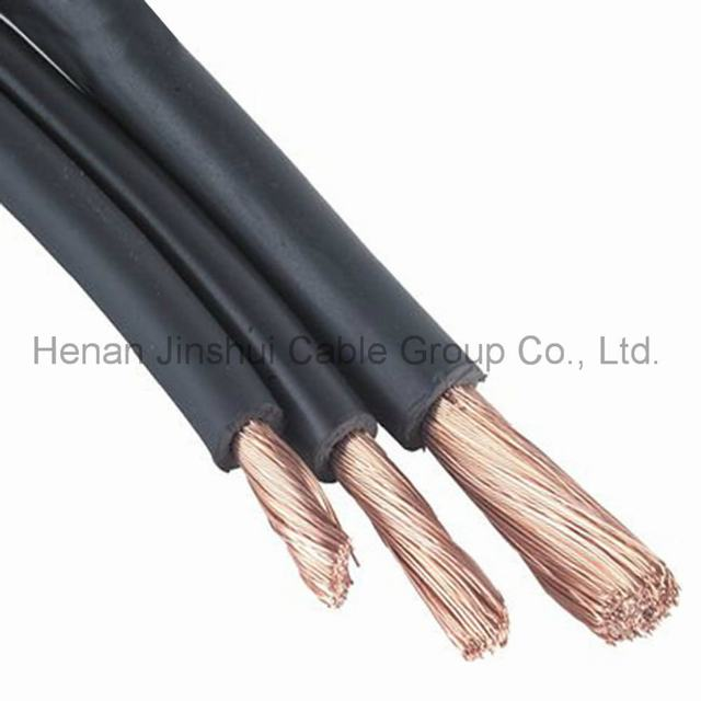 Copper Conductor Rubber Insulation Flexible 50mm2 Welding Cable