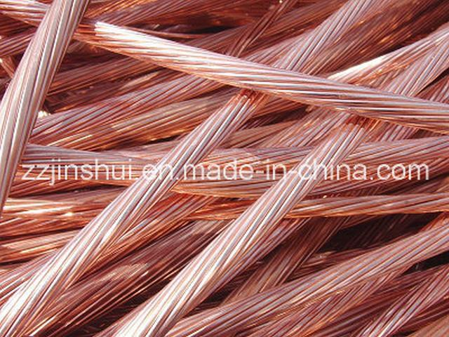 Copper Conductor Used for Uninsulated Hook UPS/Jumpers/Grounds