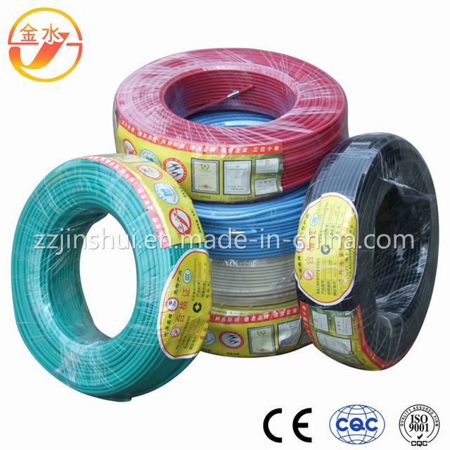 Copper/PVC Insulated Electric Wires/Building Wire 1.5 2.5 4 6 10 16