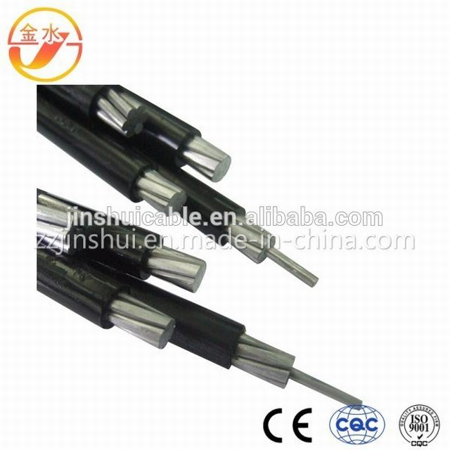 Duplex Aerial Bundled Cable Overhead Conductor