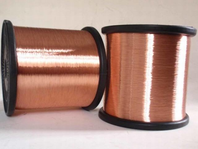 Enameled Copper Clad Aluminum Wire CCA for Transformer