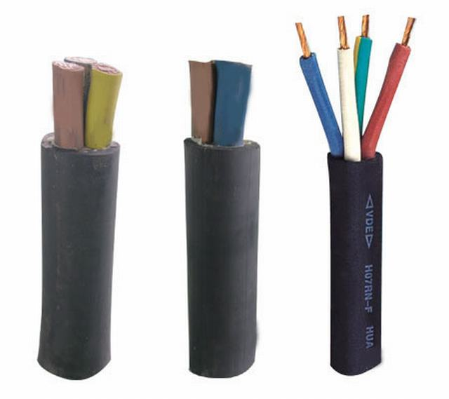 Flame Retardant Control Cable PVC Insulation