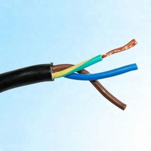 Flexible 3 Core 227 IEC 53 Rvv Cable