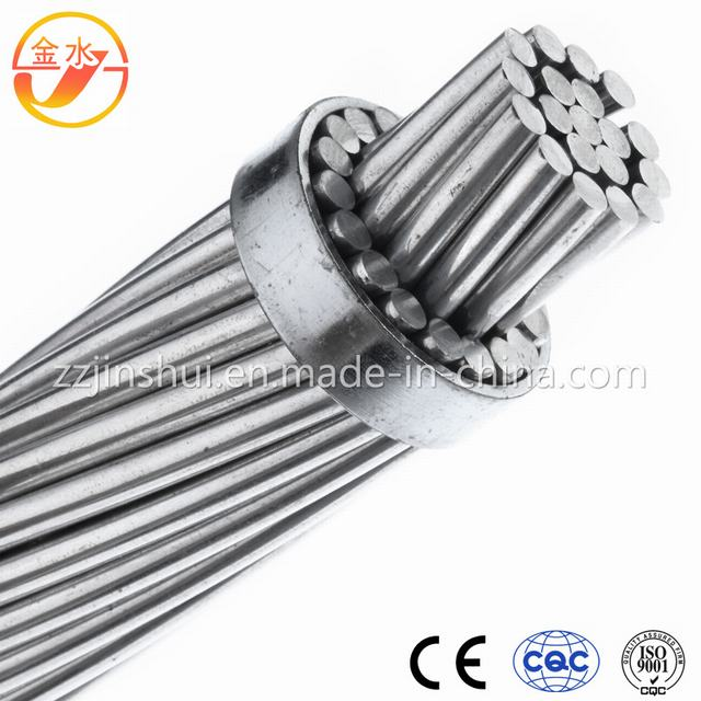 Galvanized Steel Wire for Overhead with ISO9001 Authentication