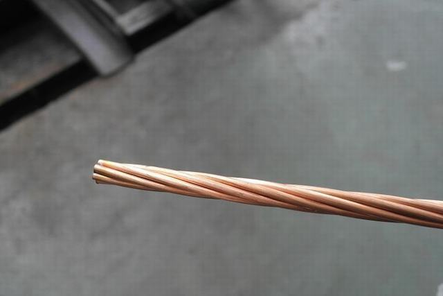 Ground Wire CCS (copper clad steel)