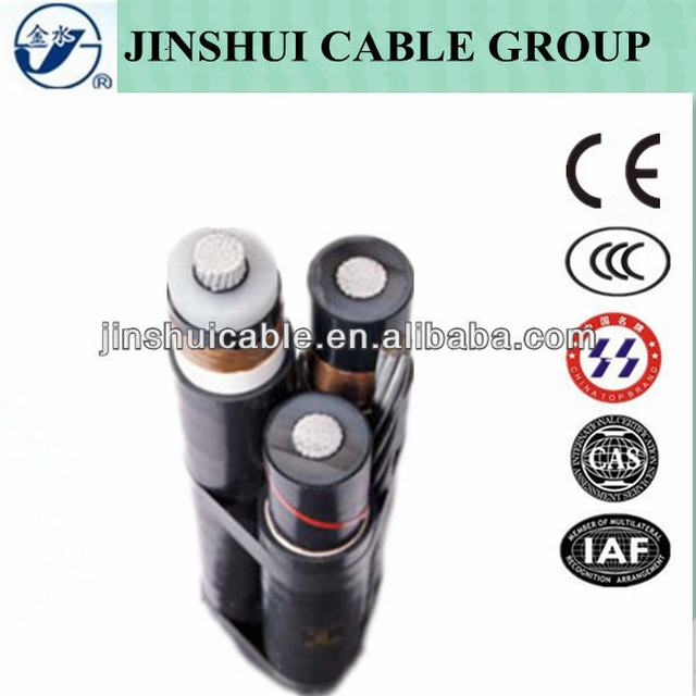 High Quality 6.35/11kv 12kv ABC Cable/Aerial Bundled Cable