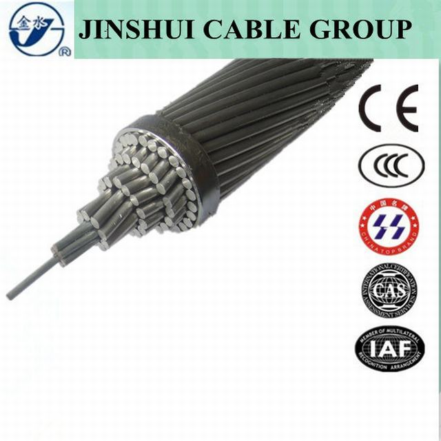 High Voltage Overhead Aluminum Conductor ACSR Bison, Zebra, Panther, Toucan, Duck, Moose Conductor