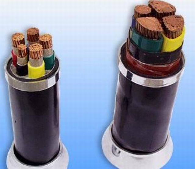 High Voltage PVC Power Cable
