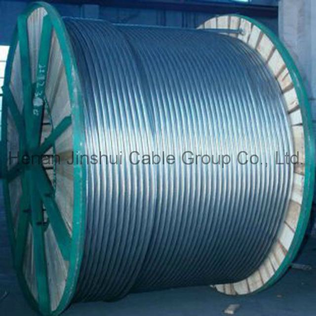 High Voltage Steel Wire Core ACSR Conductor Hawk