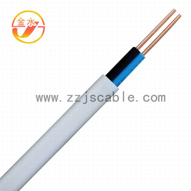 Hot Seller Aluminum Conductor PVC Insulated and PVC Sheathed Flat Wire with Reasonable Price