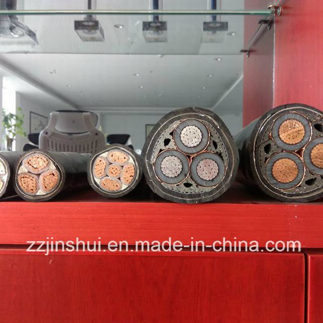 Inner Steel Tape Armoured XLPE Cable